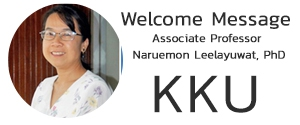 Welcome Message KKU